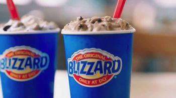 Dairy Queen Blizzard TV Spot, 'DQ Cookie Dough Blizzard Treat Event' - Thumbnail 6