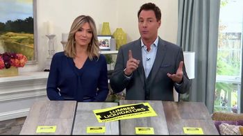Lumber Liquidators TV Spot, 'Hallmark Channel: Home and Family' - 3 commercial airings