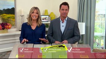 Lumber Liquidators TV Spot, 'Hallmark Channel: Home and Family' - Thumbnail 5