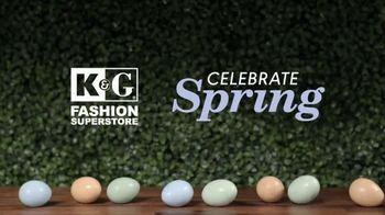 K&G Fashion Superstore TV Spot, 'Celebrate Spring: Easter Looks' - Thumbnail 1