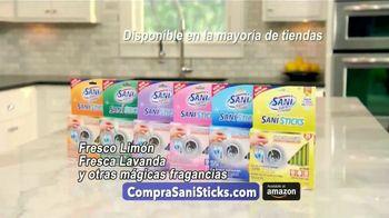 Sani Sticks TV Spot, 'Lavamanos apestoso' [Spanish] - Thumbnail 9