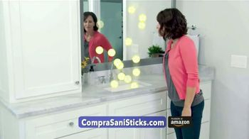 Sani Sticks TV Spot, 'Lavamanos apestoso' [Spanish] - Thumbnail 7