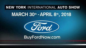 2019 Ford Ranger TV Spot, 'Innovative: New York Auto Show' [T2] - Thumbnail 10