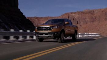 2019 Ford Ranger TV Spot, 'Innovative: New York Auto Show' [T2]