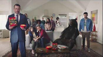 Ritz Crackers Crisp & Thins TV Spot, 'Live Mascot'