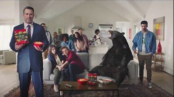 Ritz Crackers Crisp & Thins TV Spot, 'Live Mascot'