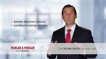 Morgan and Morgan Law Firm TV Spot, 'Negligent Landlords' - Thumbnail 5