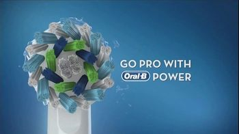 Oral-B TV Spot, 'Cleans Better' - Thumbnail 5