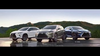 Lexus TV Spot, 'The World Is Your Oyster' [T1] - Thumbnail 9