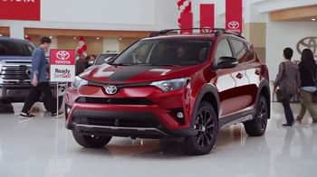 Toyota Ready Set Go! TV Spot, 'Be Ready for Spring' [T2]