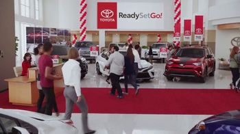 Toyota Ready Set Go! TV Spot, 'Be Ready for Spring' [T2] - Thumbnail 8