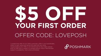 Poshmark TV Spot, '$5 Off Your First Order' - Thumbnail 7