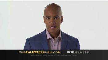 The Barnes Firm TV Spot, 'Get the Best Result Possible' - Thumbnail 2