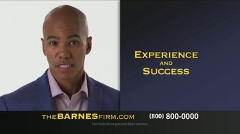 The Barnes Firm TV Spot, 'Get the Best Result Possible' - Thumbnail 4