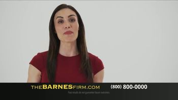 The Barnes Firm TV Spot, 'Get the Best Result Possible' - Thumbnail 5