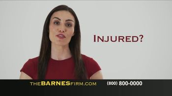 The Barnes Firm TV Spot, 'Get the Best Result Possible' - Thumbnail 6