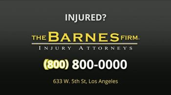 The Barnes Firm TV Spot, 'Get the Best Result Possible' - Thumbnail 7