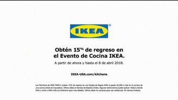 IKEA Evento de Cocina TV Spot, 'School Lunch Offer' [Spanish] - Thumbnail 7