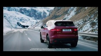 2018 Jaguar F-PACE TV Spot, 'Adapt' [T2] - Thumbnail 4