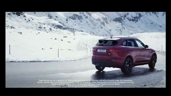 2018 Jaguar F-PACE TV Spot, 'Adapt' [T2] - Thumbnail 5
