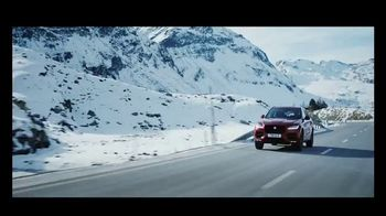 2018 Jaguar F-PACE TV Spot, 'Adapt' [T2] - 2554 commercial airings