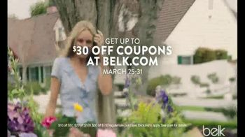 Belk Easter Sale TV Spot, 'Full Bloom' - Thumbnail 6