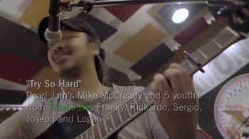 Treehouse TV Spot, 'Try So Hard: Rickardo' Featuring Mike McCready - 8 commercial airings