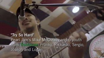Treehouse TV Spot, 'Try So Hard: Rickardo' Featuring Mike McCready - 8 commercial airings