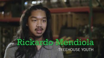Treehouse TV Spot, 'Try So Hard: Rickardo' Featuring Mike McCready - Thumbnail 3