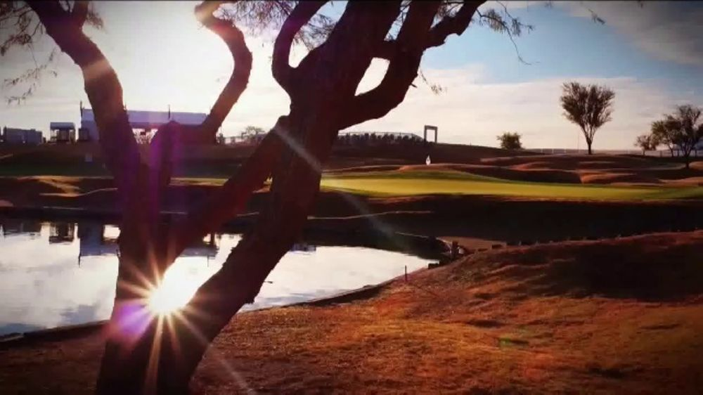 United Airlines MileagePlus TV Commercial, 'World-Class Golfing Experience'