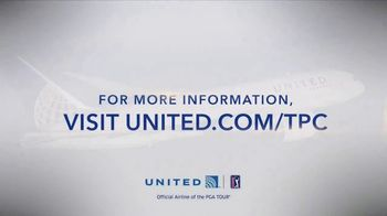 United Airlines MileagePlus TV Spot, 'World-Class Golfing Experience' - Thumbnail 9