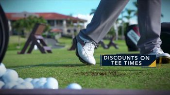 United Airlines MileagePlus TV Spot, 'World-Class Golfing Experience' - Thumbnail 7