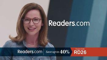Readers.com TV Spot, 'Exclusive TV Offer' - Thumbnail 10
