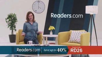 Readers.com TV Spot, 'Exclusive TV Offer' - Thumbnail 2