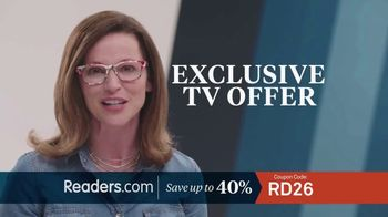 Readers.com TV Spot, 'Exclusive TV Offer' - Thumbnail 9