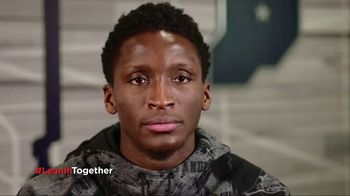 Lean In TV Spot, 'NBA Promotes Women' Featuring Victor Oladipo, Masai Ujiri - Thumbnail 8