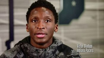 Lean In TV Spot, 'NBA Promotes Women' Featuring Victor Oladipo, Masai Ujiri - Thumbnail 1