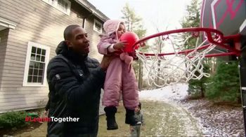 Lean In TV Spot, 'NBA Promotes Women' Featuring Victor Oladipo, Masai Ujiri - Thumbnail 6