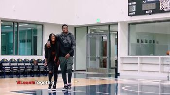 Lean In TV Spot, 'NBA Promotes Women' Featuring Victor Oladipo, Masai Ujiri - Thumbnail 7