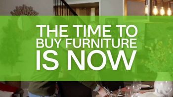 Ashley HomeStore TV Spot, 'The Time to Buy Is Now' - Thumbnail 1