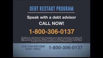 Debt Restart Program TV Spot, 'Drowning in Debt' - Thumbnail 8