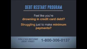 Debt Restart Program TV Spot, 'Drowning in Debt' - Thumbnail 1