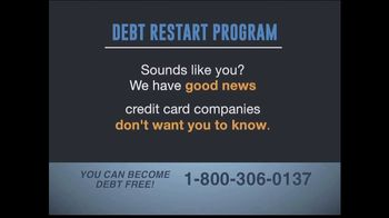 Debt Restart Program TV Spot, 'Drowning in Debt'