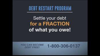Debt Restart Program TV Spot, 'Drowning in Debt' - Thumbnail 3