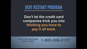 Debt Restart Program TV Spot, 'Drowning in Debt' - Thumbnail 4