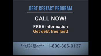 Debt Restart Program TV Spot, 'Drowning in Debt' - Thumbnail 5
