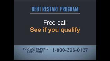 Debt Restart Program TV Spot, 'Drowning in Debt' - Thumbnail 6
