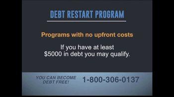 Debt Restart Program TV Spot, 'Drowning in Debt' - Thumbnail 7