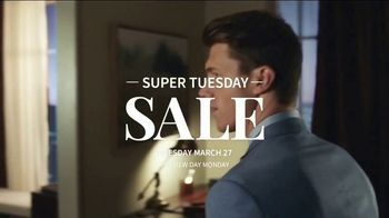 JoS. A. Bank Super Tuesday Sale TV Spot, 'All Suits' - Thumbnail 1
