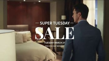 JoS. A. Bank Super Tuesday Sale TV Spot, 'All Suits' - Thumbnail 2